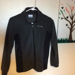 Columbia Fleece Jacket Size Medium